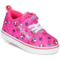鞋子 女孩 轮滑鞋 Heelys PRO 20 X2 玫瑰色