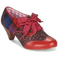鞋子 女士 高跟鞋 Irregular Choice END OF STORY 红色 / 蓝色