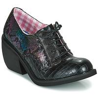鞋子 女士 德比 Irregular Choice TIPPLE 黑色