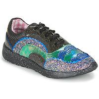 鞋子 女士 球鞋基本款 Irregular Choice JIGSAW 黑色