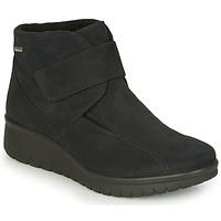 鞋子 女士 短筒靴 Romika CALAIS 53 黑色