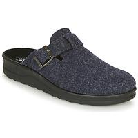鞋子 男士 拖鞋 Romika METZ 240 藍色