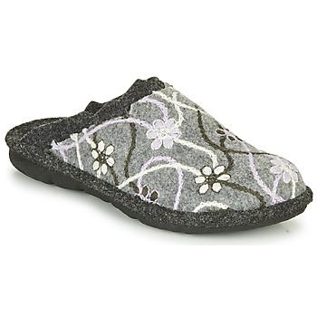 鞋子 女士 拖鞋 Romika LILLE 100 灰色