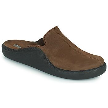 鞋子 男士 拖鞋 Romika MONACO 202 棕色