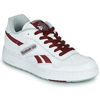鞋子 球鞋基本款 Reebok Classic BB 4000 白色 / 波尔多红