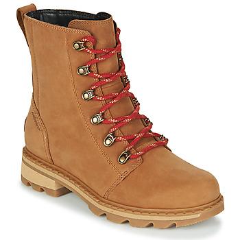 鞋子 女士 短筒靴 Sorel LENNOX LACE 棕色