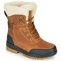 鞋子 女士 雪地靴 Sorel TORINO II PARC BOOT 棕色