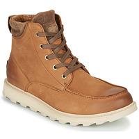 鞋子 男士 短筒靴 Sorel MADSON™ II MOC TOE WP 棕色