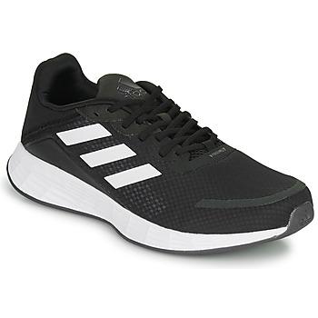 鞋子 男士 跑鞋 adidas Performance 阿迪达斯运动训练 DURAMO SL 黑色