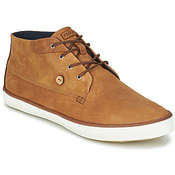 鞋子 男士 高帮鞋 Faguo WATTLE 棕色