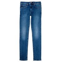 衣服 男孩 牛仔铅笔裤 Teddy Smith 泰迪 史密斯 FLASH 蓝色