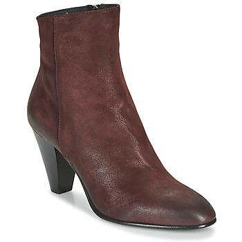 鞋子 女士 短靴 Fru.it ROMA 波尔多红