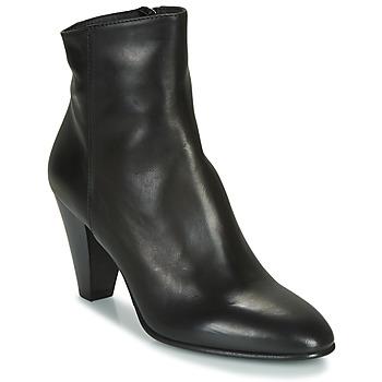 鞋子 女士 短靴 Fru.it ROMA 黑色