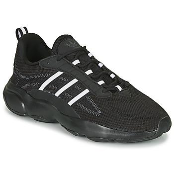 鞋子 球鞋基本款 Adidas Originals 阿迪达斯三叶草 HAIWEE 黑色