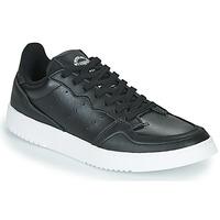 鞋子 球鞋基本款 Adidas Originals 阿迪达斯三叶草 SUPERCOURT 黑色