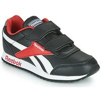 鞋子 儿童 球鞋基本款 Reebok Classic REEBOK ROYAL CLJOG 黑色 / 白色 / 红色