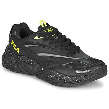 鞋子 男士 球鞋基本款 Fila RUSH CB 黑色