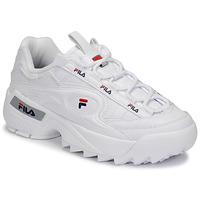 鞋子 女士 球鞋基本款 Fila D-FORMATION WMN 白色