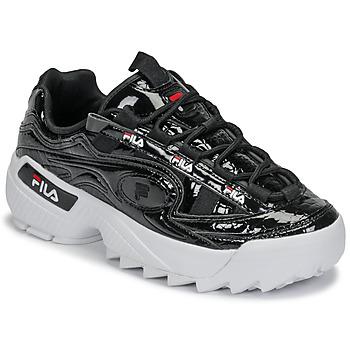 鞋子 女士 球鞋基本款 Fila D-FORMATION F WMN 黑色