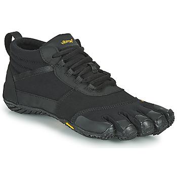 鞋子 女士 跑鞋 Vibram Fivefingers五指鞋 TREK ASCENT INSULATED 黑色 / 黑色