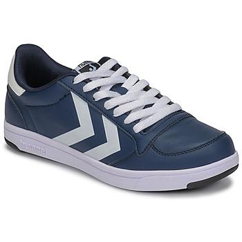 鞋子 球鞋基本款 Hummel STADIL LIGHT 蓝色
