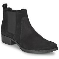 鞋子 女士 短靴 Geox 健乐士 LACEYIN 黑色