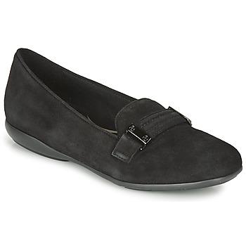 鞋子 女士 平底鞋 Geox 健乐士 ANNYTAH 黑色