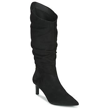 鞋子 女士 都市靴 Geox 健乐士 BIBBIANA 黑色