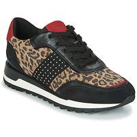 鞋子 女士 球鞋基本款 Geox 健乐士 TABELYA 棕色