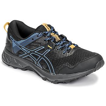 鞋子 男士 跑鞋 Asics 亚瑟士 GEL-SONOMA 5 黑色 / 蓝色