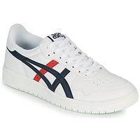 鞋子 男士 球鞋基本款 Asics 亚瑟士 JAPAN S 白色 / 蓝色 / 红色