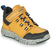 鞋子 男孩 短筒靴 Geox 健乐士 FLEXYPER ABX Miel