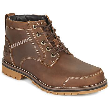 鞋子 男士 短筒靴 Timberland 添柏岚 LARCHMONT II CHUKKA 棕色