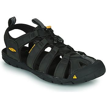 鞋子 男士 运动凉鞋 Keen CLEARWATER 灰色 / 黑色