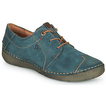 鞋子 女士 德比 Josef Seibel FERGEY 20 海蓝色