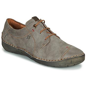 鞋子 女士 德比 Josef Seibel FERGEY 20 灰色