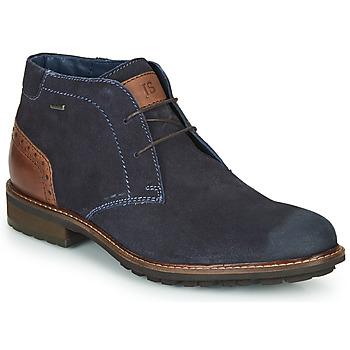 鞋子 男士 短筒靴 Josef Seibel JASPER 51 海蓝色
