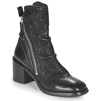鞋子 女士 短靴 Moma NANINI 黑色