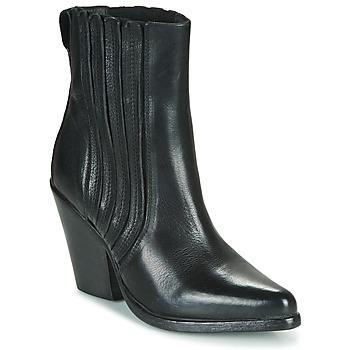鞋子 女士 短靴 Moma CROSBY 黑色