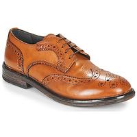 鞋子 男士 短筒靴 Moma HANCOK 棕色