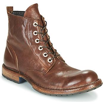 鞋子 男士 短筒靴 Moma MALE 棕色