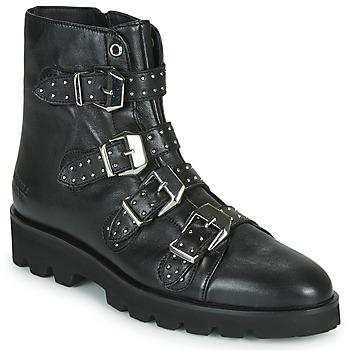 鞋子 女士 短筒靴 Melvin & Hamilton SUSAN 黑色