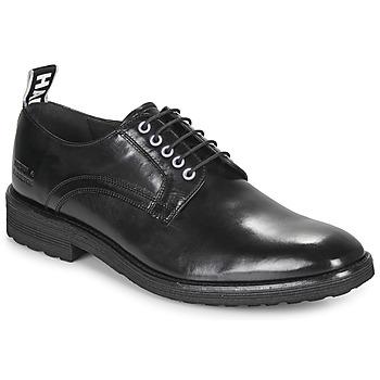 鞋子 男士 德比 Melvin & Hamilton EDDY 黑色