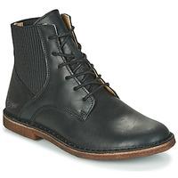 鞋子 女士 短筒靴 Kickers TITI 黑色