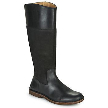 鞋子 女士 都市靴 Kickers TAKIKO 黑色