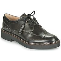 鞋子 女士 德比 Kickers OXANYBY 银色 / 黑色
