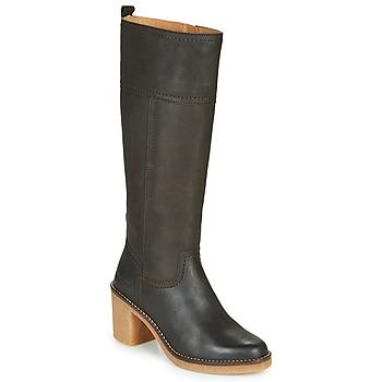 鞋子 女士 都市靴 Kickers AVERNO 棕色 / Fonce