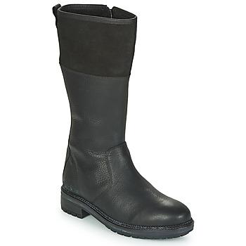鞋子 女士 都市靴 Kickers WATHIGH 黑色