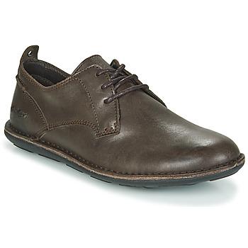 鞋子 男士 德比 Kickers SWIDIRA 棕色 / Fonce