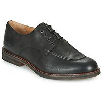 鞋子 男士 德比 Kickers ALPHABI 黑色